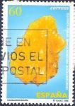 Sellos del Mundo : Europa : España :  Mineral de Asturias