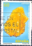 Stamps Spain -  Mineral de Asturias