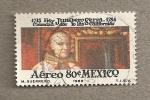 Stamps Mexico -  Fray Junipero Serra