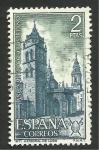 Sellos de Europa - España -  Año Santo Compostelano. Catedral de Lugo