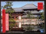 Sellos del Mundo : America : ONU : JAPON - Monumentos históricos de la antigua Nara
