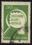 Stamps Argentina -  Coleccione sellos postales.