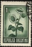 Sellos de America - Argentina -  Giralsol.