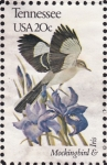 Stamps United States -  TENNESEE