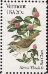 Stamps United States -  VERMONT
