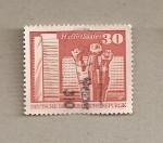 Sellos de Europa - Alemania -  Haffe (saale)