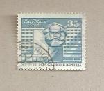 Sellos de Europa - Alemania -  Ciudad de Karl Marx