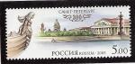 Stamps Russia -  Centro histórico de S.Petesburgo