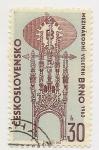 Stamps Czechoslovakia -  Mezinárodní Veletrh