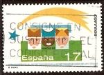 Stamps Europe - Spain -  Los Reyes Magos