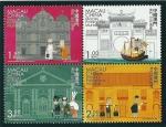 Stamps Macau -  Patrimonio Mundial
