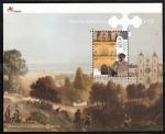 Stamps Portugal -  Monasterio de Alcobaça