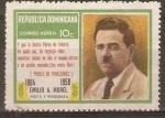 Stamps America - Dominican Republic -  EMILIO   A.   MOREL