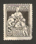 Stamps : Europe : Romania :  a beneficio de asistencia social