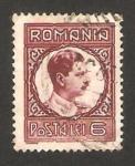 Sellos de Europa - Rumania -  rey charles II