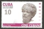 Sellos de America - Cuba -  cine cubano, reina y rey de julio garcia espinosa