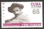 Stamps Cuba -  cine cubano, el hombre de maisinicu de manuel perez