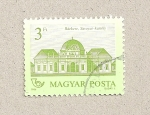 Stamps Hungary -  Castillo Rackeve