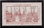 Stamps : Europe : Germany :  Ciudad hanseática de Lubëck