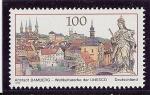 Stamps : Europe : Germany :  Ciudad de Bamberg