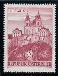 Stamps : Europe : Austria :  Paisaje natural y cultural de Wachau