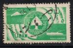 Sellos de Asia - Líbano -  Símbolos de Comunicaciones.