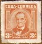 Stamps : America : Cuba :  JOSE DE LA LUZ CABALLERO