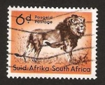 Stamps South Africa -  León