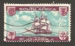 Sellos del Mundo : Africa : Sudáfrica : barco el chapman