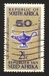 Sellos del Mundo : Africa : Sudáfrica : 50 anivº de la asociación de enfermeros