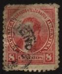Sellos de America - Argentina -  Bernardino Rivadavia, primer presidente de la Argentina.