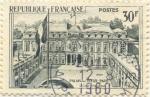 Sellos de Europa - Francia -  Palais del Elysée