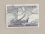 Stamps Japan -  Velero