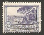 Sellos del Mundo : Africa : Sudáfrica : gruta schuur