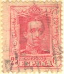 Stamps Europe - Spain -  Rey Alfonso XIII