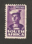 Stamps South Africa -  marinero