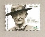 Sellos de Europa - Portugal -  Baden Powell