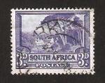 Stamps South Africa -  gruta de schuur