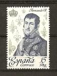 Sellos de Europa - España -  Reyes de España.