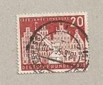 Stamps Germany -  1000 Aniv. de Lúneburg