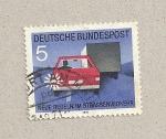 Sellos de Europa - Alemania -  Nuevo reglamento de tráfico