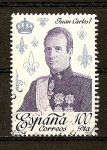 Stamps Spain -  Reyes de España.