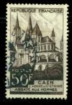 Sellos de Europa - Francia -  Abside de S. Etienne