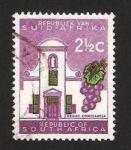 Stamps South Africa -  gruta constantia