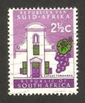 Sellos del Mundo : Africa : Sudáfrica : gruta constantia