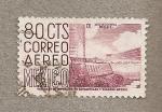 Sellos del Mundo : America : México :  Aro-Moderna