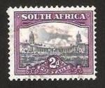 Sellos de Africa - Sudáfrica -  edificio de la unión en petroria