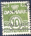 Sellos del Mundo : Europa : Dinamarca :