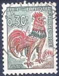 Sellos de Europa - Francia -  Gallo