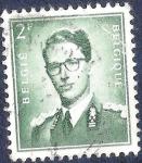 Stamps Belgium -  Rey